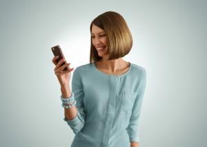 Sexting: Nachrichten geiler Frauen per SMS