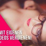 Wie ich 2432,82 Euro nebeinbei mit selbstgedrehten Sexvideos (Pornos) verdient habe und wie Du das auch kannst.