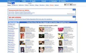imagefap-webseite
