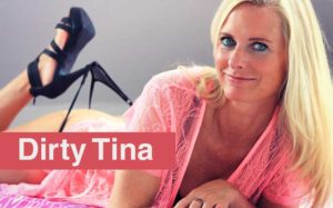 Dirty Tina Amateurin und Webcamgirl